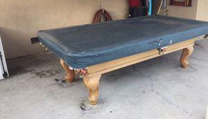 Pool table for Sale in Bellflower, CA