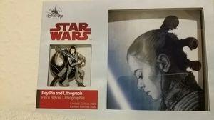 Star Wars Disney Store Rey Pin LE 2000 for Sale in Phoenix, AZ
