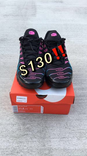 Nike Air Max Plus Miami Vice for Sale in Spring Valley, CA