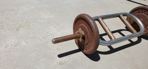 Old school Curl bar for Sale in Palmdale, CA