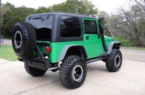 Price$12O0 Jeep Wrangler 2O04 for Sale in Hialeah, FL