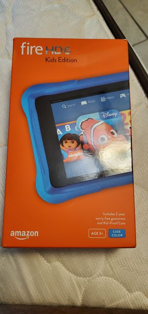 Amazon Fire 6 Kids Tablet for Sale in Kissimmee, FL