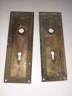 Antique door plates for Sale in Spout Spring, VA