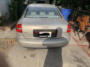 2001 Audi A6 Quattro 2.8 liter for Sale in San Bernardino, CA