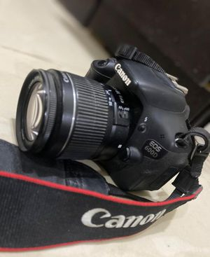 Canon 600D for Sale in Avon, CT
