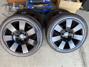 BMW rims for Sale in Bakersfield, CA