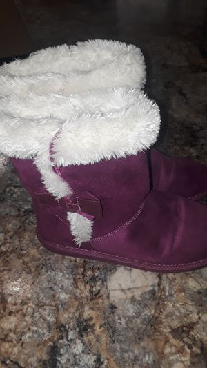 Girl sonoma boots size 4 for Sale in Stuart, FL