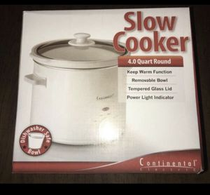 Crock pot / slow cooker. Brand new for Sale in Bradford Woods, PA