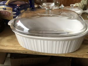 Corning Ware baker w/ rack for Sale in Marion, NC