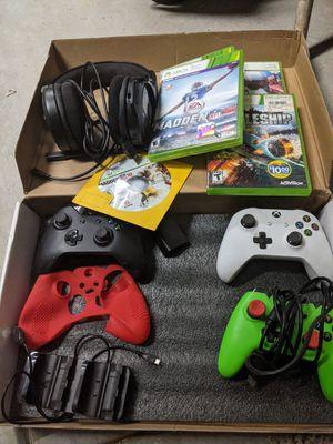Xbox 360 stuff for Sale in Clovis, CA