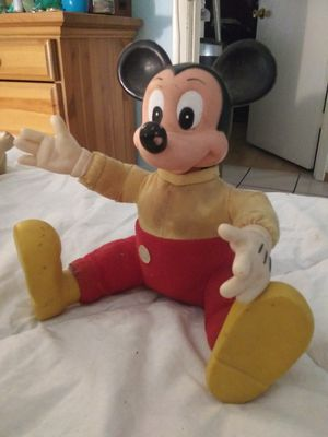 Antique Mickey Mouse Doll for Sale in Las Vegas, NV