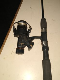 2 Pc Eagle Claw Graphite Rod And Reel Combo for Sale in Portland,  OR