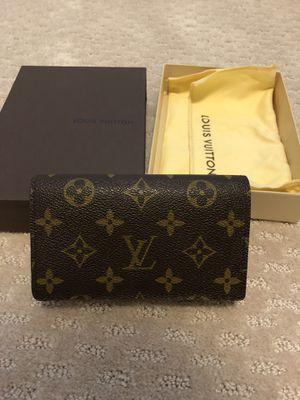 Louis Vuitton flap women's wallet - new for Sale in Lynnwood, WA