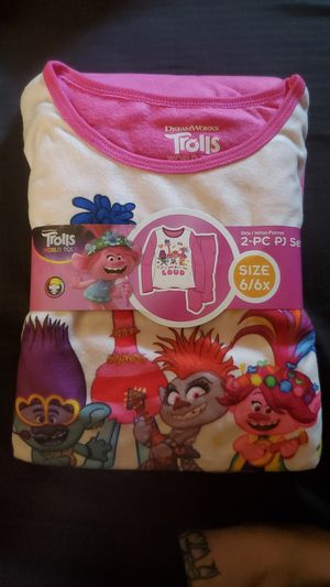 Girls TROLLS Pajama Set for Sale in Center Point, AL