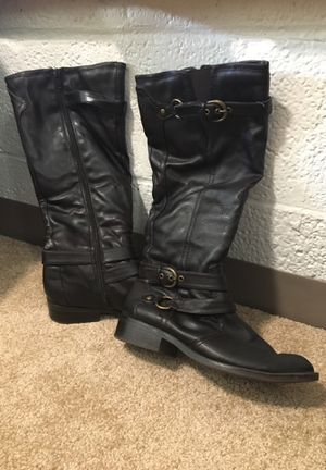 White Mountain Dark Brown Boots - Women's Size 7.5 for Sale in PA, US