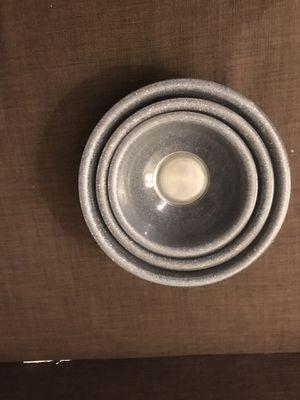 Granite spackle Pyrex bowls! for Sale in Fort Lauderdale, FL