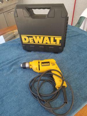 DEWALT DW106 3/8-Inch Heavy Duty Variable-Speed Reversing 5.4 Amp Drill. for Sale in Gibsonton, FL