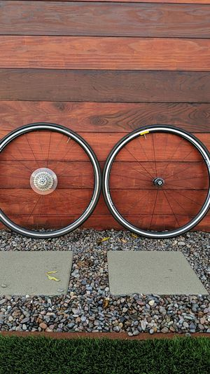 Axis Wheelset Shimano 105 11 Speed Cassette for Sale in San Diego, CA