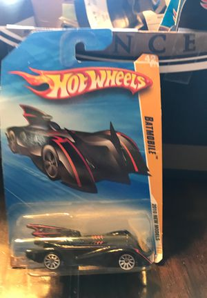 "Hot Wheels ""Gotham City BatMobile"" for Sale in Des Moines, IA"