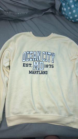 Almost new ocean city sweatshirt!! for Sale in Eldersburg, MD