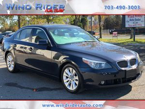 2007 BMW 5 Series for Sale in Woodbridge, VA