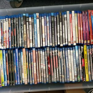 Prices Vary. Movies And TV shows For sale! 4K Bluray and Regular Blu-ray for Sale in Baytown, TX