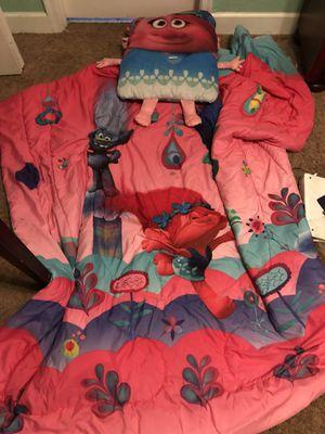 Trolls comforter set for Sale in Jupiter, FL