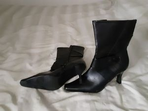 Little black ankle boot for Sale in Philadelphia, PA