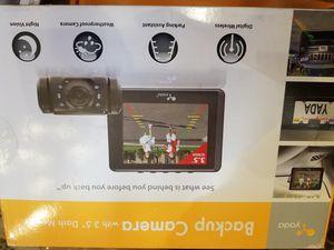 "Yada 3.5"" Backup Camera for Sale in Bentonville, AR"