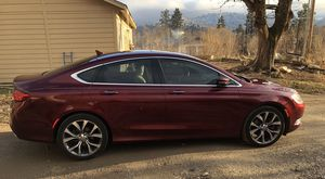 Chrysler 200c EVERY option including V6 for Sale in Cashmere, WA