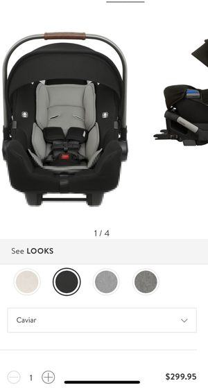 Nuna car seat for Sale in Mission, TX