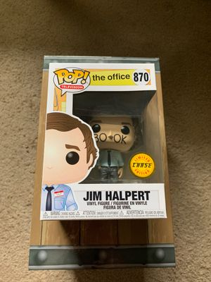 POP Funko: The Office - Jim Halpert *CHASE* for Sale in Silver Spring, MD