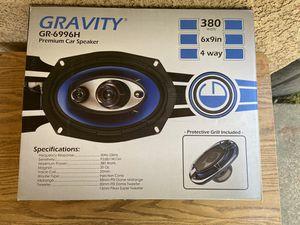 Gravity door speakers for Sale in Modesto, CA