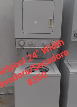 "Combo lavadora Y Secadora Whirlpool (24"") for Sale in Miami,  FL"