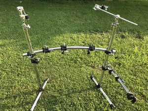 Gibraltar Style Drum Rack for Sale in Philadelphia, PA