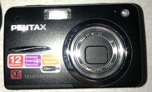 Pentax Optio A40 digital camera w/ display for Sale in Denver, CO