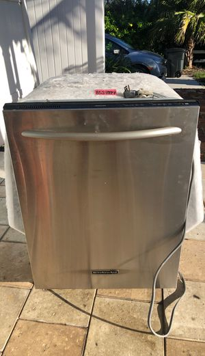 KitchenAid dishwasher for Sale in Southwest Ranches, FL