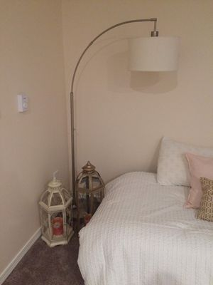 Dimable arch lamp. for Sale in Lacey, WA