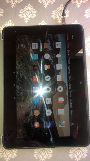 Amazon Fire Tablet 4th gen for Sale in Orlando, FL