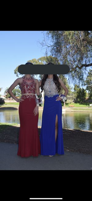 Royal Blue Prom Dress for Sale in Newark, CA