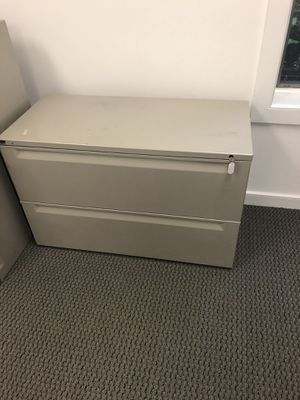 File cabinet w key for Sale in Virginia Beach, VA