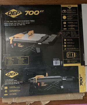 Tile Wet Saw for Sale in Philadelphia, PA