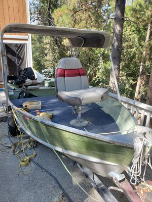 14' Starcraft boat for Sale in Running Springs, CA