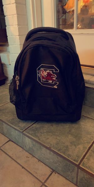 South Carolina Gamecocks 19'' Premium Wheeled Backpack for Sale in Charleston, SC