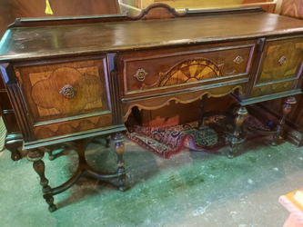 Beautiful Antique Buffet - Delivery Available for Sale in Tacoma,  WA