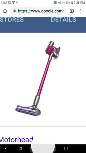 Dyson v7 vacuum for Sale in Fremont, CA
