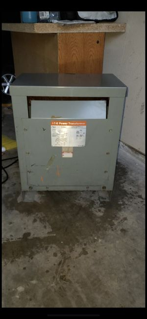 ITE Power Transformer 9 KVA 480 for Sale in Houston, TX