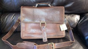 Leather messenger bag for Sale in Indian Land, SC