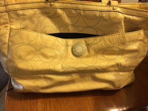Coach diaper bag for Sale in National City, CA