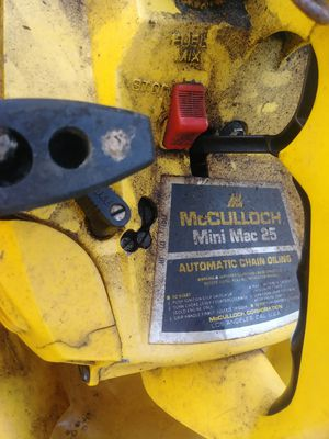 """12"""" bar chain saw for Sale in Whipple, OH"""